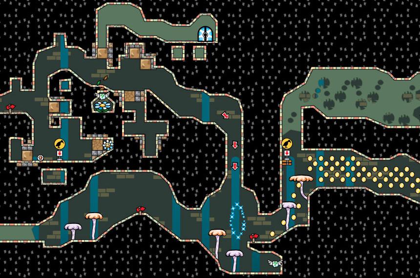 Yoshi S Island Level Names